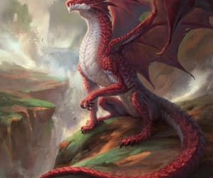 dragons and draconic magic image