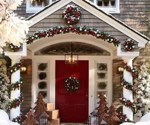 christmas, cozy, and xmastree image