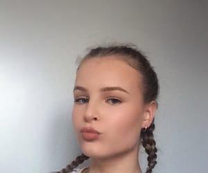 adidas, earrings, and eyebrows image