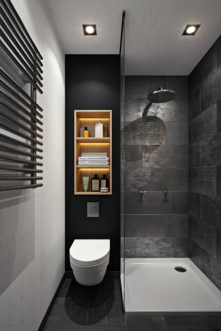 25 Idees Douche A L Italienne Pour Une Salle De Bain Moderne