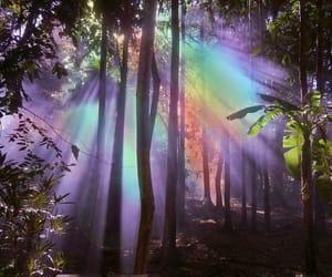 alternative, Dream, and rainbow image