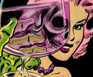 art, comic, and pop art image