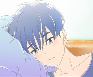 aesthetic, anime, and asian boy image