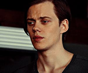 gif, bill skarsgård, and hemlock grove image