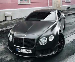 auto, luxurious, and Bentley image