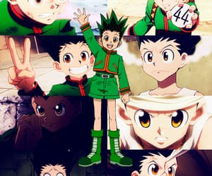 hunter x hunter, gon freecss, and cute image