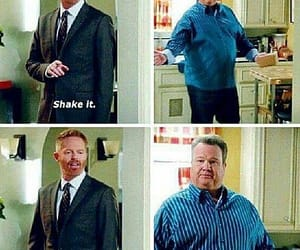 funny, modern family, and cam image