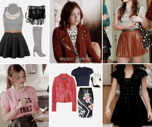 fashion, outfits, and pretty little liars image