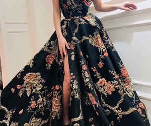 beauty, chic, and dresses image
