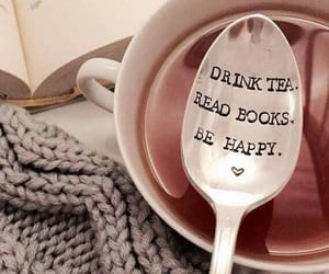 tea, hot drink, and tea love image