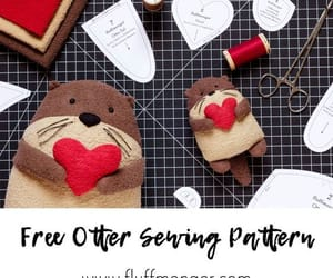 diy, nutria, and sewing pattern image