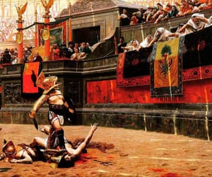 ancient, death, and gladiator image