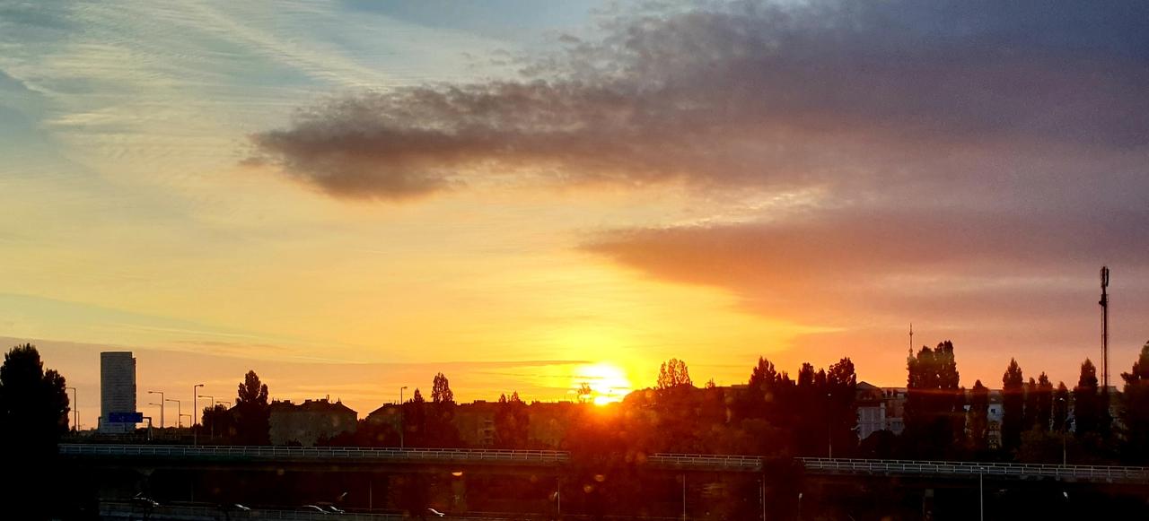 vienna, yellow, and morning image