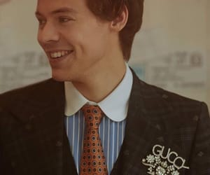 Harry Styles, gucci, and style image