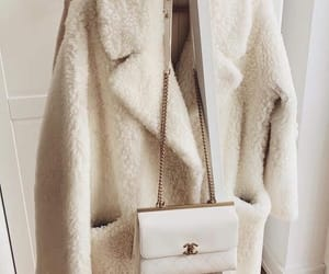 fashionable, fashionista, and white image