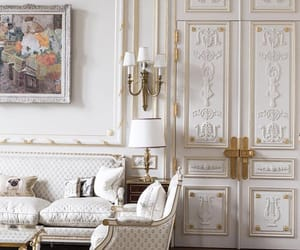 decor, interior, and paris image