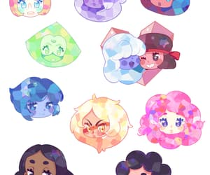 cute and steven universe image
