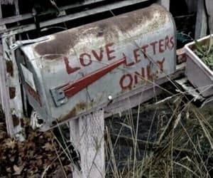 love, letters, and theme image
