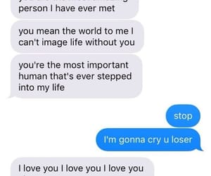 couple, words, and love image