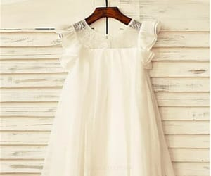 flower girl dresses lace image