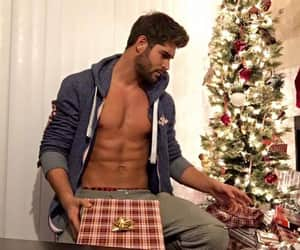christmas, boy, and nick bateman image