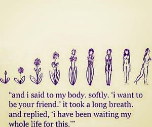 body, waiting, and empower image