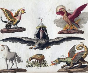 1800s, monsters, and 19th century image