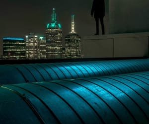 cities, city, and rooftop image