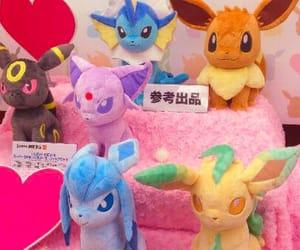 kawaii, plushies, and pokemon image