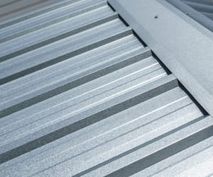 roofing contractors, metal roofing, and sheet metal roofing image