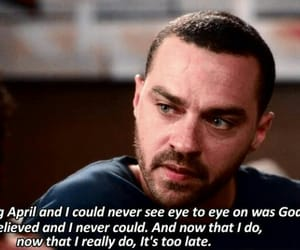 quotes, grey's anatomy, and movie quotes image