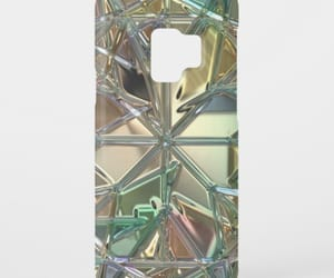 silver, diamond pattern, and gold image