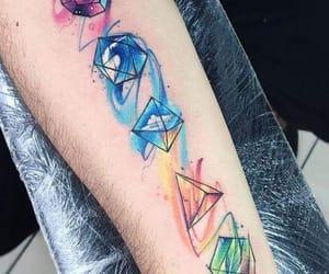 tatto, tinta, and tatuaje image