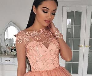 wedding dress, short homecoming dresses, and custom prom dresses image
