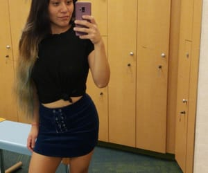 babe, forever21, and mirror image