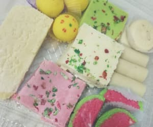 dessert, Island, and sugar image