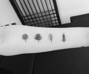 tattos and trees image