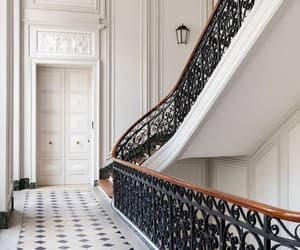 stairs and architecture image