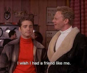friends, quotes, and 90s image