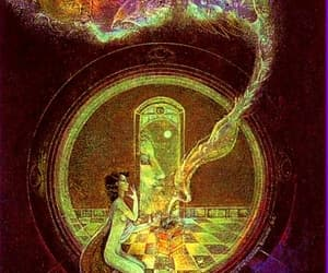 journey, mystical, and messengers image