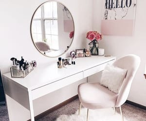 comfort, pink, and home image