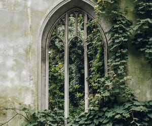 abandoned, ancient, and arch image