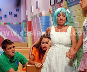 lali esposito, peter lanzani, and emilia attias image