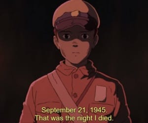 anime and grave of the fireflies image