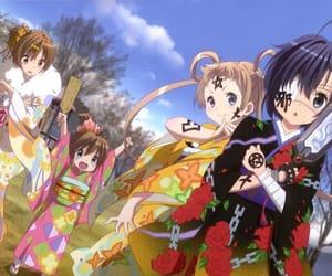 anime, chuunibyou, and anime girls image