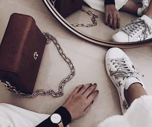 fashion, mirror, and accessorize image