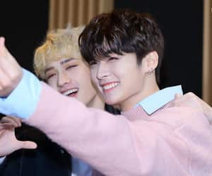stray kids, lee know, and Chan image