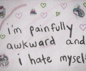 pastel and sad image