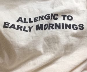 allergic, black, and cool image