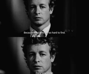 happiness, quotes, and the mentalist image